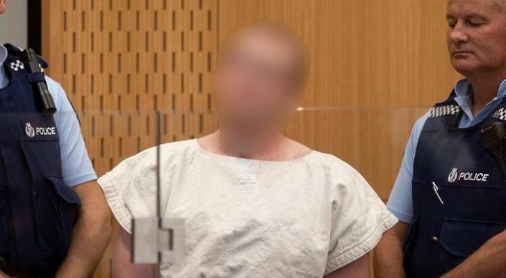 منفذ الهجوم الإرهابي على المسجدين في نيوزيلندا
