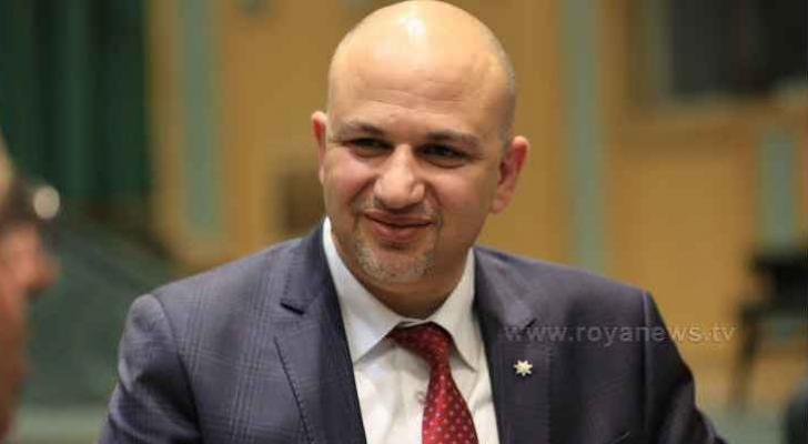 وزير الاتصالات مثنى غرايبة - ارشيفية