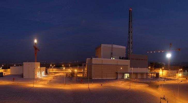 المفاعل النووي في جامعة العلوم والتكنولوجيا