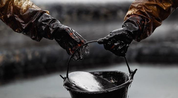 النفط الخام - ارشيفية