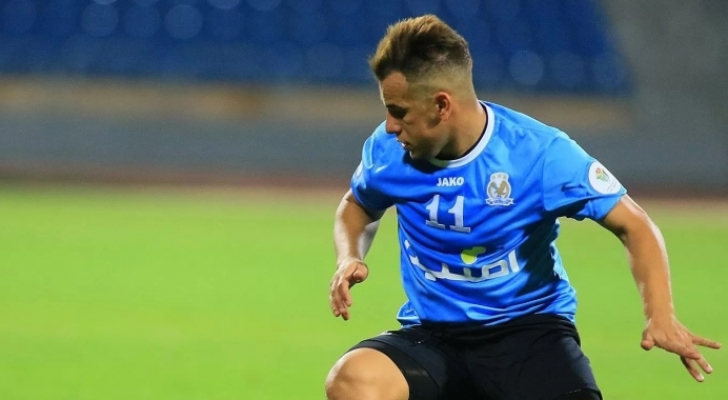 اللاعب عدي زهران