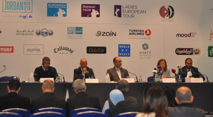 26 دولة يشاركون في بطولة الاردن المختلطة للغولف