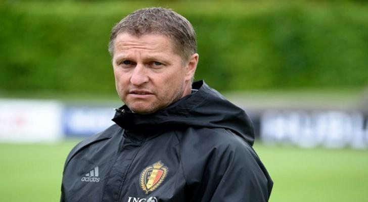 البلجيكي فيتال بوركلمانز المدير الفني للمنتخب الوطني لكرة القدم