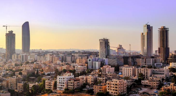 العاصمة عمان - ارشيفية
