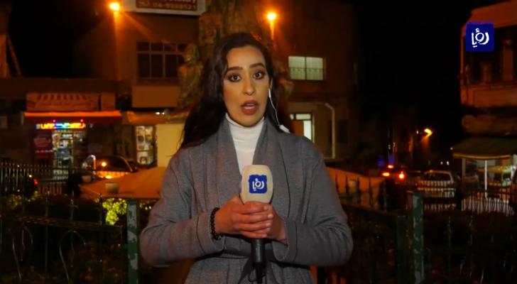 """كاميرا """"رؤيا"""" تزور قرية عين شمس في الجولان المحتل"""