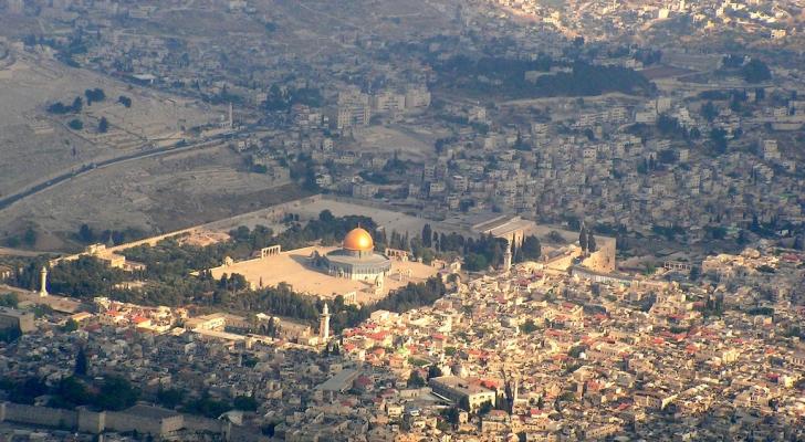 القدس - ارشيفية
