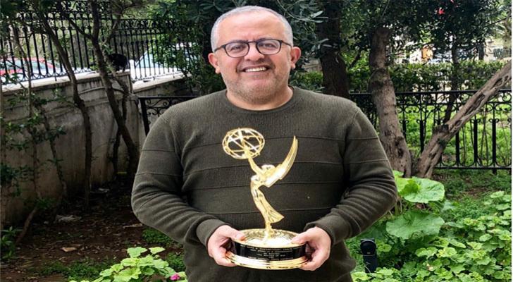 الإعلامي الأردني أمجد تادرس
