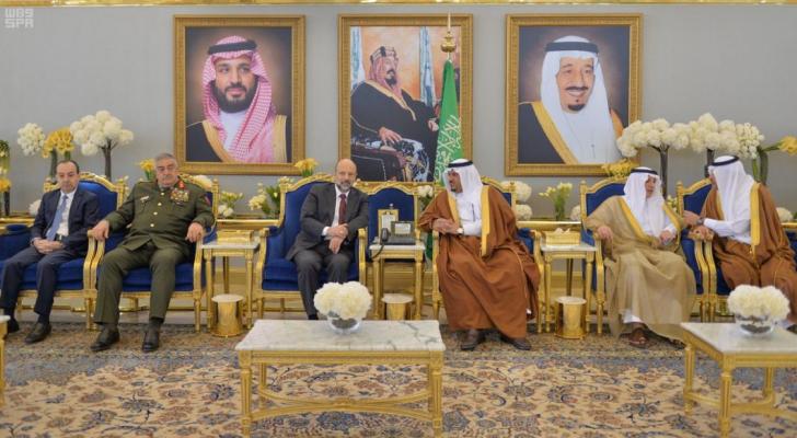 الرزاز في السعودية