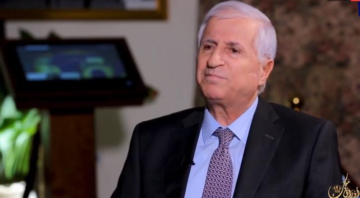 الوزير الأسبق وأمين حزب التيار الوطني الدكتور صالح ارشيدات