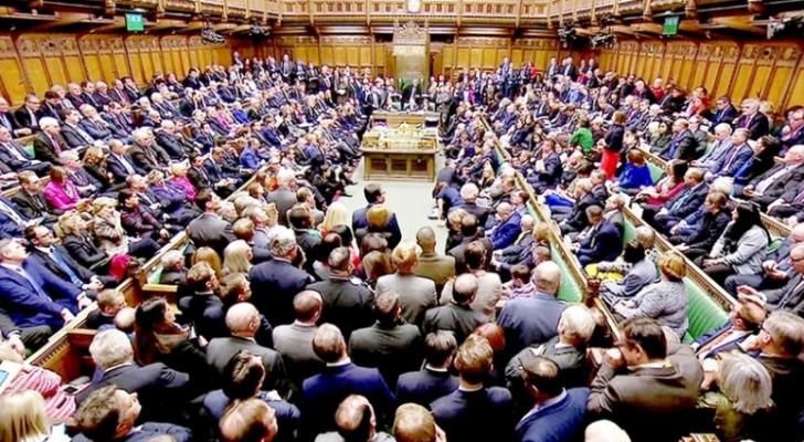 ارشيفية لمجلس النواب البريطاني