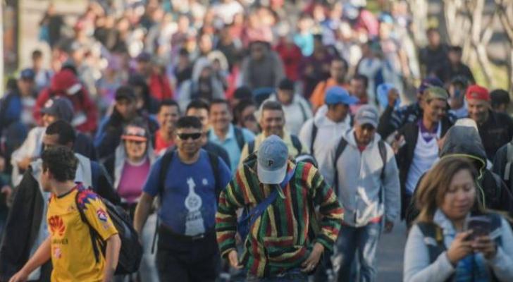 مهاجرين - ارشيفية