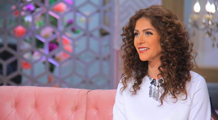 الممثلة المصرية، بسمة