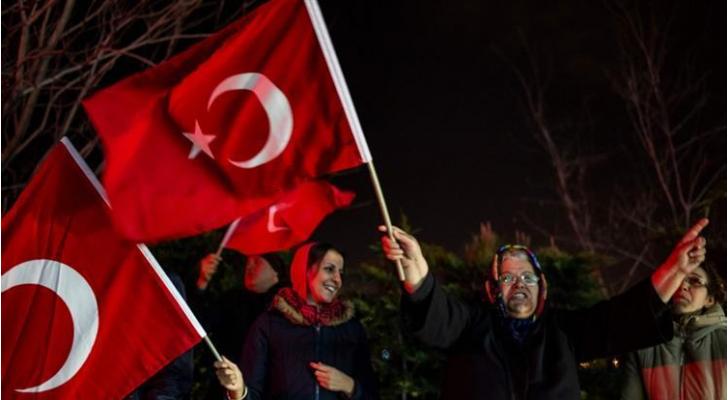 المعارضة التركية تعلن فوزها برئاسة بلدية إسطنبول