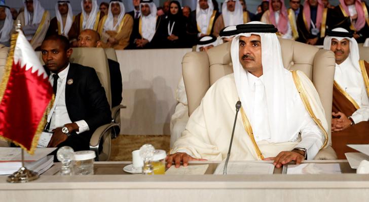 أمير قطر تميم بن حمد آل الثاني