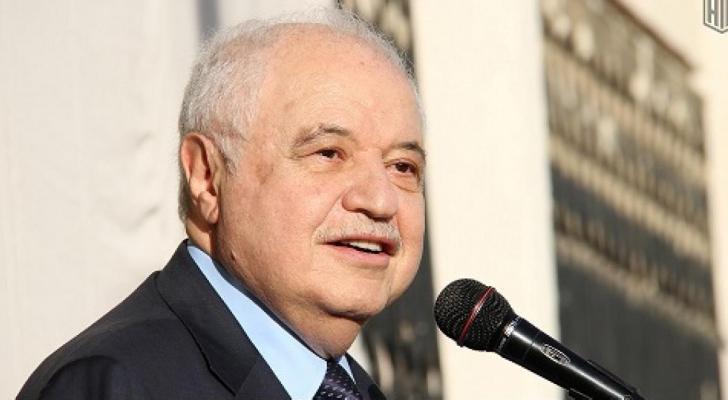 العين الدكتور طلال ابوغزالة