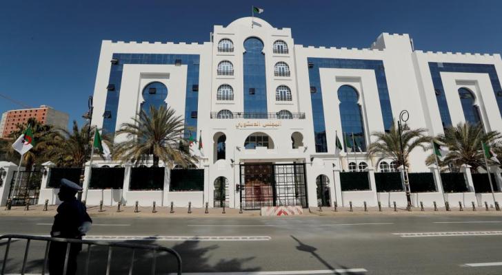 المجلس الدستوري الجزائري - ارشيفية