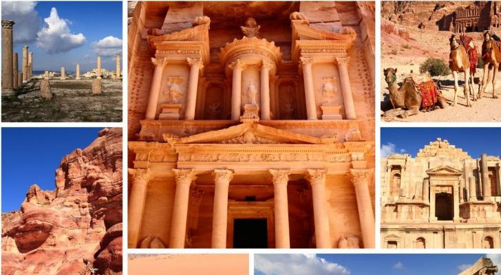 اماكن سياحية في الأردن