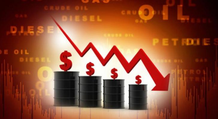 أسعار النفط تتراجع لليوم الثالث على التوالي