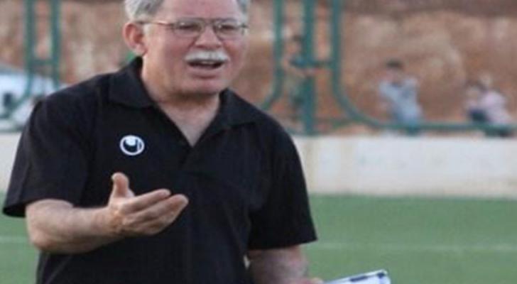 المدرب العراقي عادل يوسف