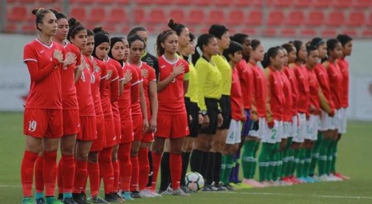 منتخب السيدات يخسر أمام أوزبكستان