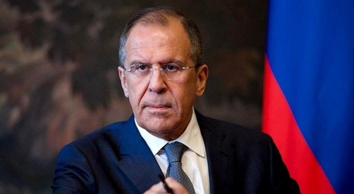 وزير الخارجية الروسي سيرغي لافروف - ارشيفية