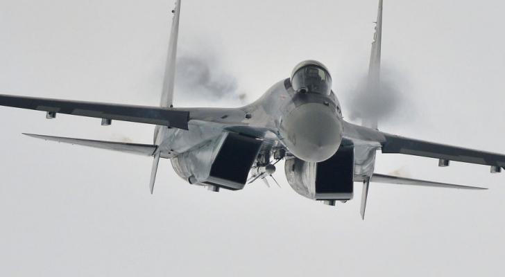 """""""إف-22"""" الأمريكية - ارشيفية"""