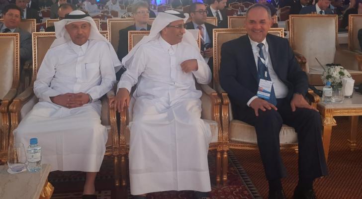 التلهوني في قطر