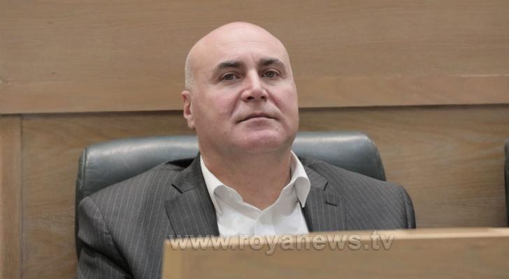 وزير الدولة لشؤون الاستثمار مهند شحادة