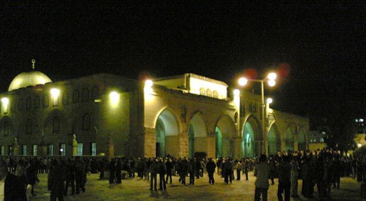 المسجد الاقصى - ارشيفية