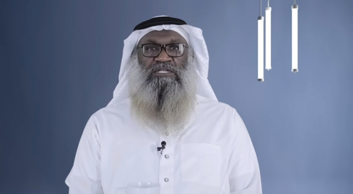 إمام الحرم المكي سابقا الشيخ عادل الكلباني