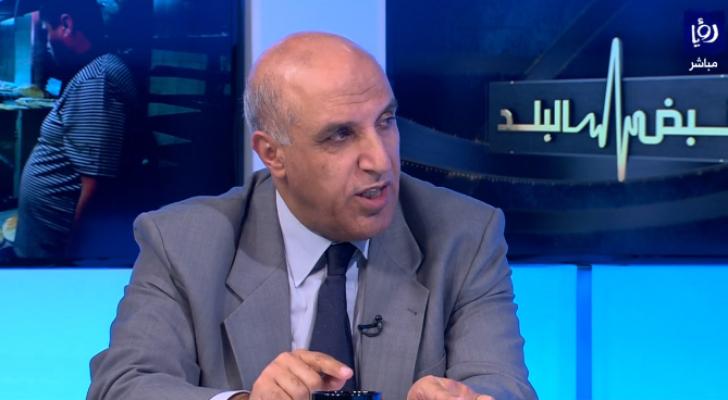 مساعد مدير عام ضريبة الدخل والمبيعات موسى الطراونة