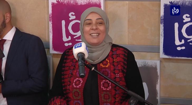 محافظة رام الله والبيرة الدكتورة ليلى غنام