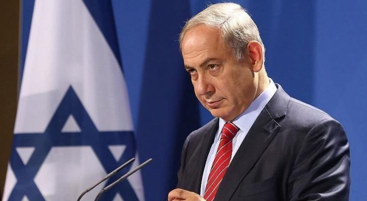 رئيس وزراء الاحتلال ، بنيامين نتنياهو