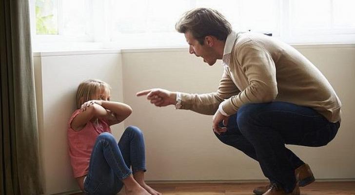 تعنيف الأطفال - تعبيرية