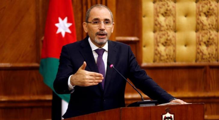 وزير الخارجية وشؤون المغتربين أيمن الصفدي - ارشيفية