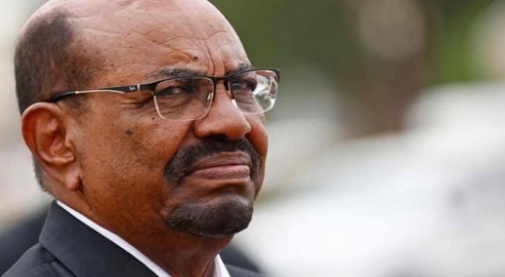الرئيس السوداني المعزول، عمر البشير