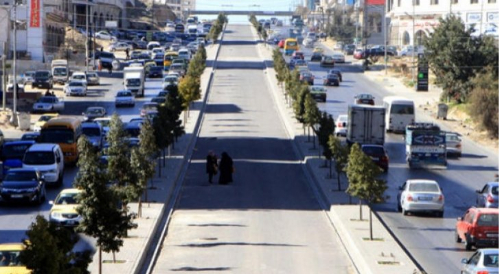 مشروع الباص السريع - عمان