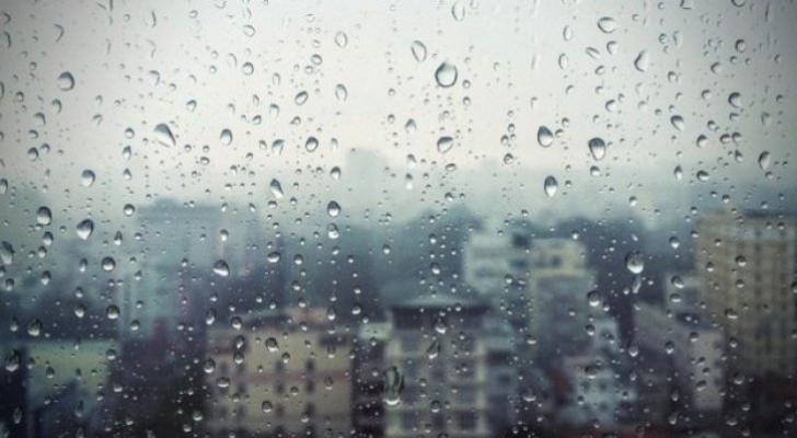 أمطار - تعبيرية