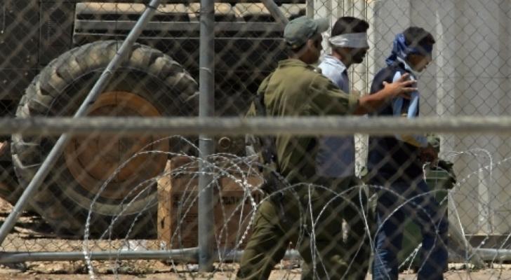 سجون الاحتلال - ارشيفية