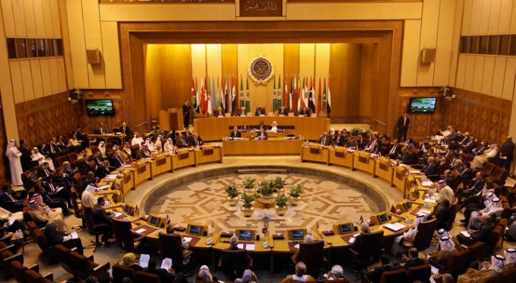 اجتماع طارئ لمجلس جامعة الدول العربية بمقرها في القاهرة على مستوى وزراء الخارجية العرب
