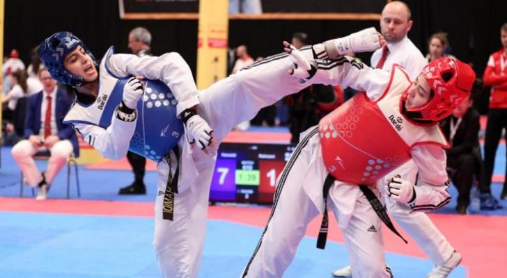 6 ميداليات لمنتخب التايكواندو ببطولة صوفيا الدولية