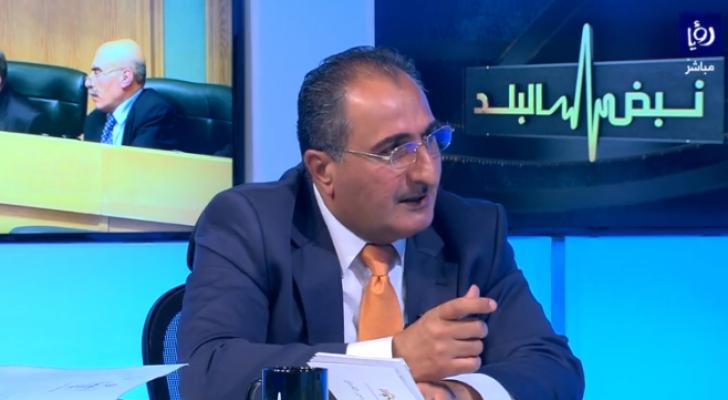 لنائب مصطفى الخصاونة