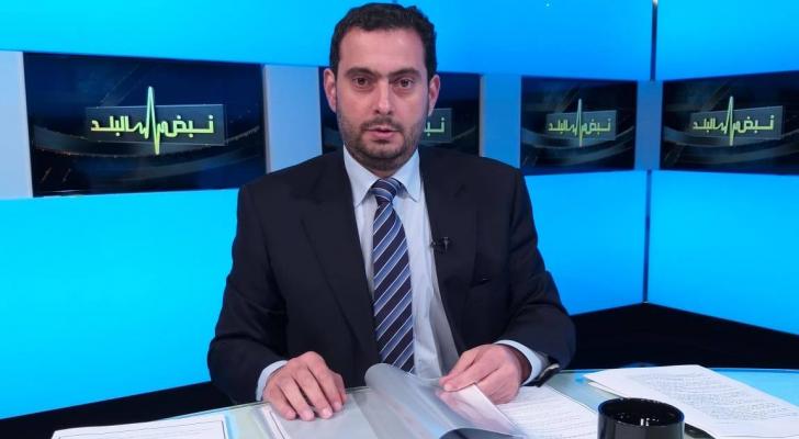 وزير الصناعة والتجارة الدكتور طارق الحموري