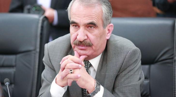 وزير الداخلية سمير المبيضين