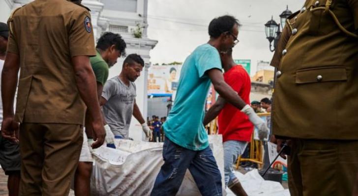 اصابع الاتهام تحوم حول جماعة التوحيد الوطنية السريلانكية