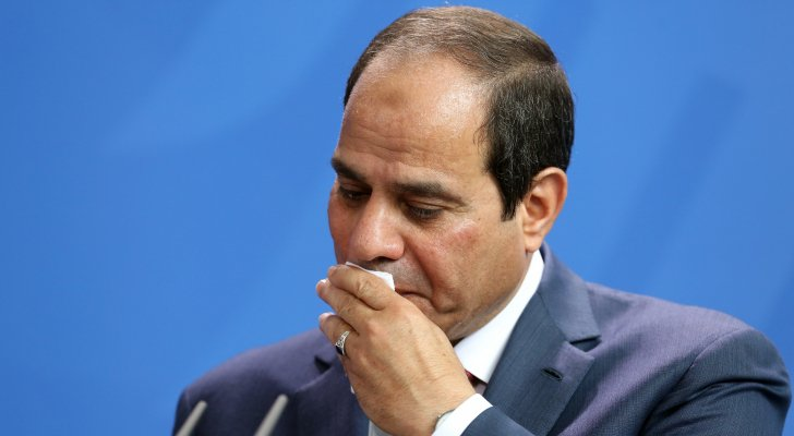 الرئيس المصري عبدالفتاح السيسي