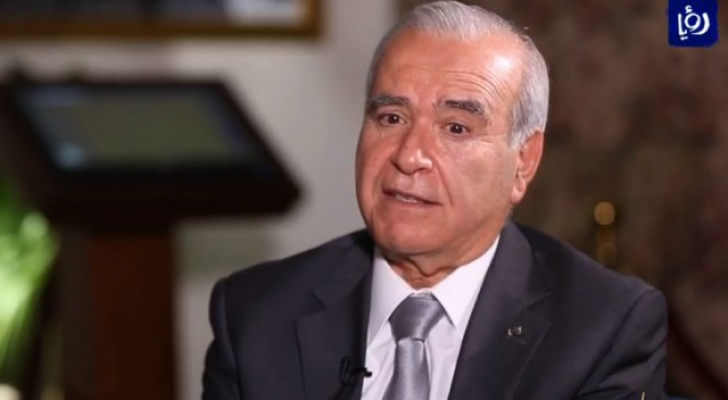 وزير التربية والتعليم وزير التعليم العالي الدكتور وليد المعاني