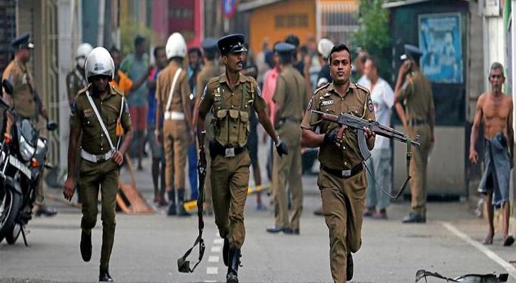 الشرطة السريلانكية - ارشيفية