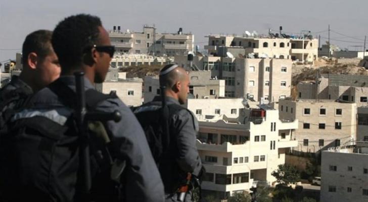 عناصر من قوات الاحتلال - ارشيفية