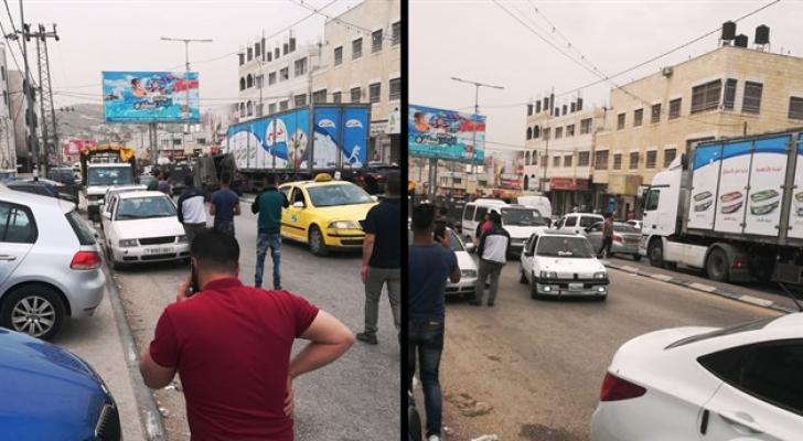 الاحتلال يستنفر جنوب نابلس ويحظر التجول عقب إصابة مستوطن